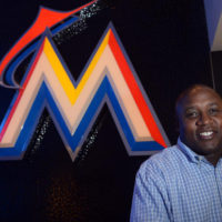 Michael Hill – President of Operations, Florida Marlins