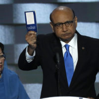 Christians Should Speak Out Against Trump's Attacks on the Khan Family