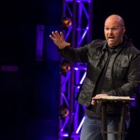 Pastoring NewSpring Church after Perry Noble